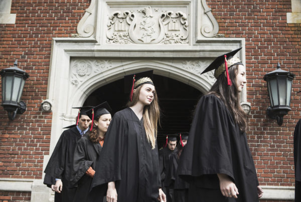 Reed College Commencement