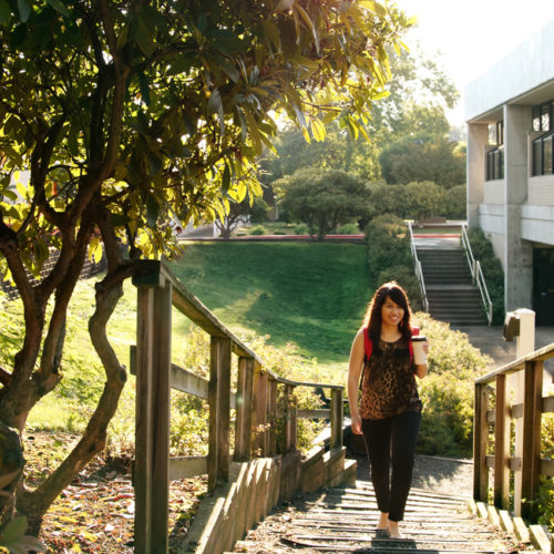 Oregon's private, nonprofit colleges and universities: 17 small, independent colleges for big thinkers who blaze their own trail.